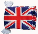 UNION JACK BUNTING - 9 METRES 30 FLAGS
